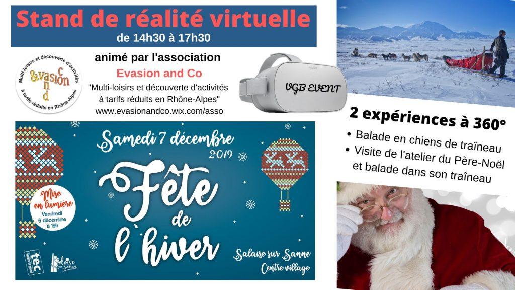 fete de l'hiver réalité virtuelle noel VGB EVENT EVASION AND CO