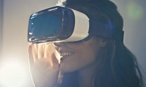 réalité virtuelle femme vgb event